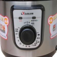 多丽(DUOLI)多功能电压力锅YBD60-100(6L)机械版