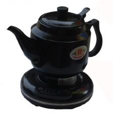 伟能电子泡茶壶1.0L  不锈钢机身  品茶能手