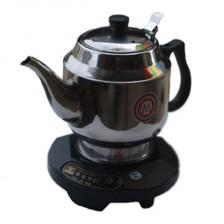 粤东自动电子泡茶壶1.0L  安全节能不锈  防干烧