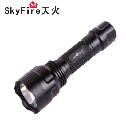 天火(SkyFire0LED 多功能 5档强光电筒