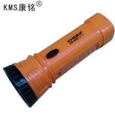 康铭KMS LED可充电式手电筒  KM-8655超容量、高亮度、多功能手电筒