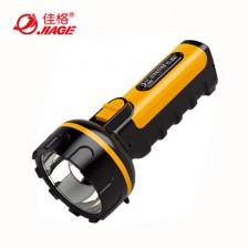 佳格JIAGE充电式LED手电筒   铅酸蓄电池手电筒 高达250次以上循环充放电使用