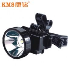 KMS康铭LED可充电式铅酸头灯 超长寿命的进口LED灯