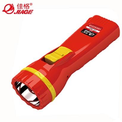佳格LED 手电筒 YD-8865 铅酸蓄电池  聚光环保型长寿命LED灯光  正品保证