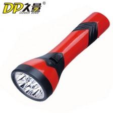 久量充电式手电筒LED-978 LDE手电筒 家用应急手电筒  买送网推荐