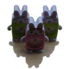 兔子小闹钟  学生可爱闹钟系列