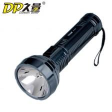 久量充电式手电筒LED-9002 LDE手电筒 家用应急手电筒  买送网推荐