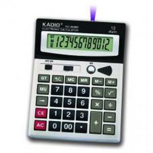 德信12位验钞计算机TS-9688B 电子计算机 办公语音计算机