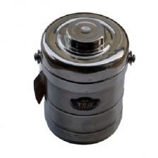 雅利不锈钢真空保温提锅1.8L  保温饭盒