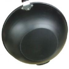 美的锅王36cm/电磁炉炒锅 微油烟多用电磁炉炒锅