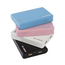 高容量手机移动电源 厂家批发 随身充电器 充电宝20000毫安 通用  包邮