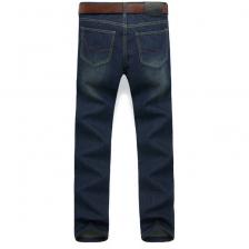 美特斯邦威新款男式韩版修身直筒牛仔裤男 美邦长裤 质量保证 包邮
