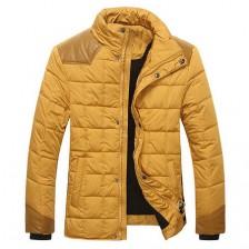 2013男式加绒棉衣外套BOSIBIO加厚棉衣 保暖外套  正品 包邮
