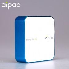 爱泡移动电源A6 6000mAh苹果手机充电宝 移动电源充电宝正品包邮