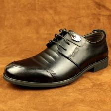 2014春款皮鞋 真皮皮鞋 商务 男式 头层皮皮鞋  正品 包邮