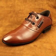 欧希盾 英伦皮鞋 休闲皮鞋 皮鞋真皮 牛皮皮鞋 真皮男鞋 正品 包邮