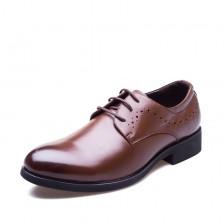 欧希盾皮鞋 男士皮鞋 真皮男鞋 秋款皮鞋 男 正装商务皮鞋  正品 包邮