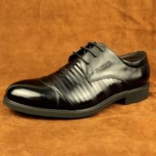 欧希盾2014年新款男士压花皮鞋 高档商务皮鞋 英伦皮鞋 买送网厂家直销 包邮