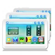 原道触摸屏MP4 4.3英寸4G高清  智能词典 MP4 游戏MP5 音乐器 包邮