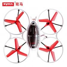 SYMA司马航模 X3 四通道2.4G遥控飞碟四轴飞行器 UFO直升飞机