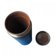 利俊不锈钢双层紫砂杯紫砂杯  紫砂壶 天然   水壶 茶壶  厂家直销