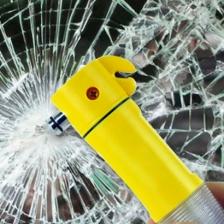汽车多功能安全锤 救生锤 应急灯 安全带割刀手电筒 厂家直销 包邮