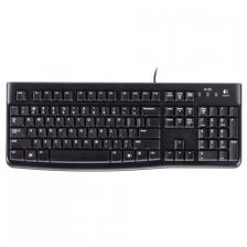 罗技LogitchK120电脑键盘 USB有线电脑键盘