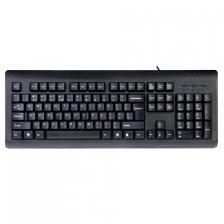 正品双飞燕 KB-8A 有线键盘 usb防水台式电脑键盘  办公游戏键盘
