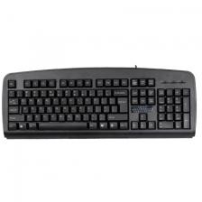 双飞燕KB-8 防水电脑键盘 笔记本键盘 游戏键盘 USB有线电脑键盘