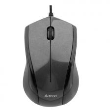 A4TECH/双飞燕 N400办公鼠标 游戏鼠标 USB有线 针光鼠 笔记本电脑鼠标 正品