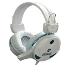 终结者 发光耳机 发光游戏耳麦  游戏网吧耳麦 usb笔记本耳机