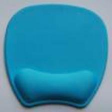 新款硅胶护腕 鼠标垫 PU 电脑鼠标垫 办公护腕鼠标垫