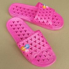 足美佳新款漏洞鞋 时尚女式家居凉拖鞋洞洞鞋加厚防滑浴室女拖鞋